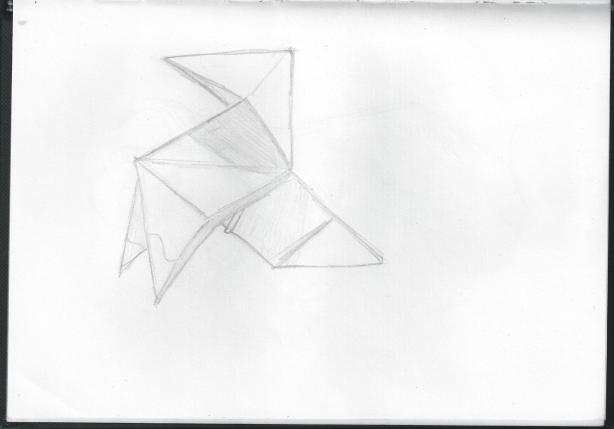 Origami figure